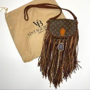 Vintage Boho Bags World Traveler Louis Vuitton